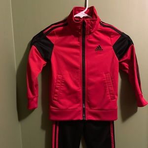 Other - Nice adidas toddler boy set